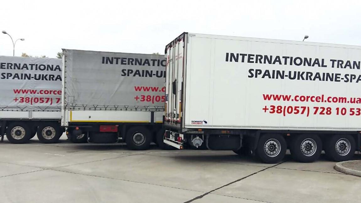 Transporte regular de los productos de belleza desde España a Kazajstán
