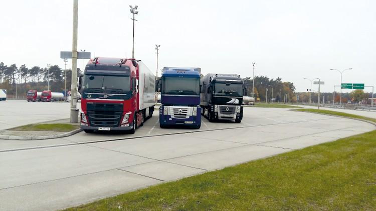 Palets de transporte de Ucrania a Europa