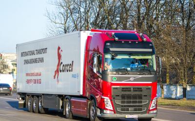 Transporte de cargas consolidadas de los productos de belleza desde la UE