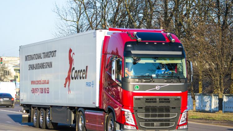 (RU) Перевозки сборных грузов из Европы в Украину